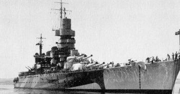 Włoskie pancerniki typu Andrea Doria