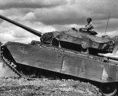 A41 Centurion (FV4007) – pierwszy brytyjski czołg podstawowy