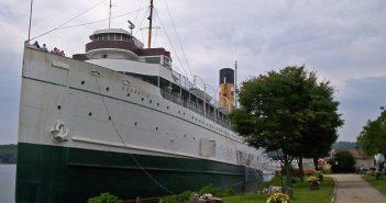 SS Keewatin - weteran jednej trasy zachowany jako muzeum