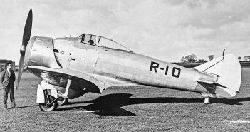 Bristol Type 133 - zapomniany projekt myśliwca