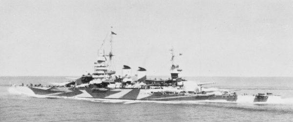Caio Duilio - 9 września 1943 roku