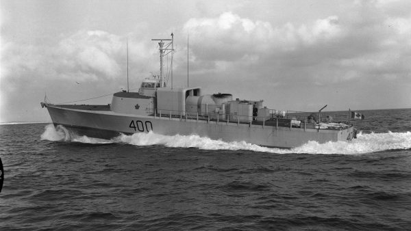 HMCS Bras d'Or