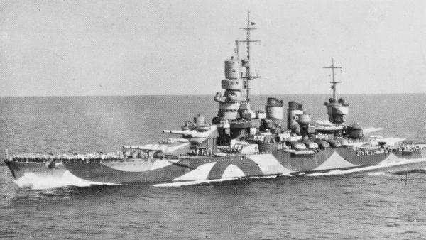 Andrea Doria - 9 września 1943 roku