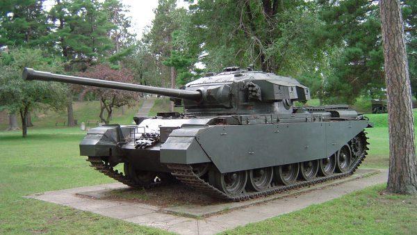 Centurion Mk3 (fot. Wikimedia Commons)