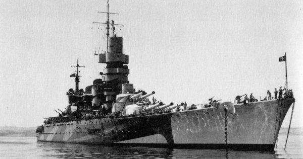 Andrea Doria po modernizacji