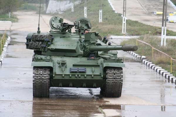 TR-85M1 (fot. Eugen Mihai)
