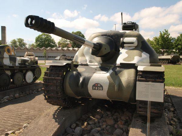 Nahkampfkanone 2 (fot. Alf van Beem/Wikimedia Commons)