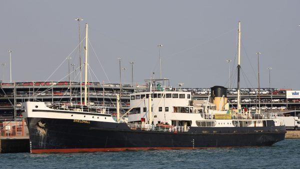 SS Shieldhall (fot. Geni/Wikimedia Commons)