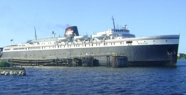 SS Badger (fot. Doug Coldwell)