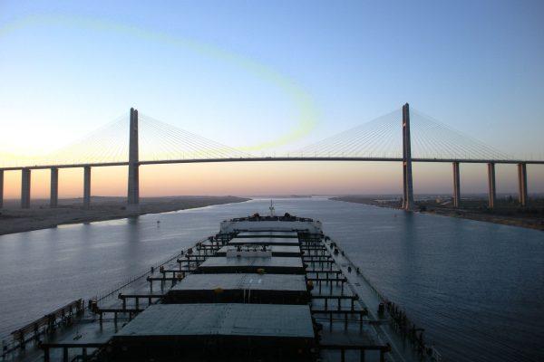 Most Pokoju Mubaraka (fot. Aashay Baindur)