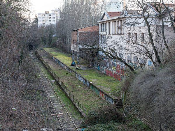 Chemin de fer de Petite Ceinture (fot. Daniel Vorndran/DXR/Wikimedia Commons)