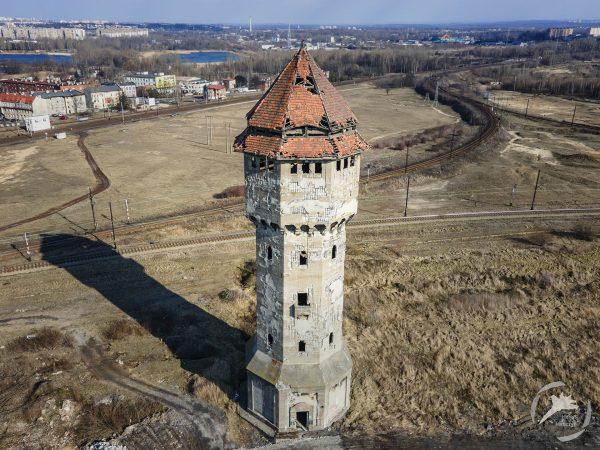 Ruiny Huty Metali Nieżelaznych Szopienice (fot. Michał Niemczyk)