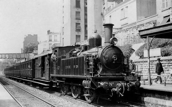 Chemin de fer de Petite Ceinture