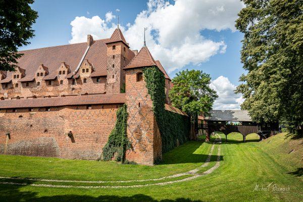 Zamek w Malborku (fot. Michał Banach)
