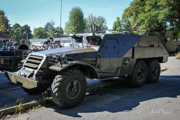 BTR-152 (fot. Michał Banach)