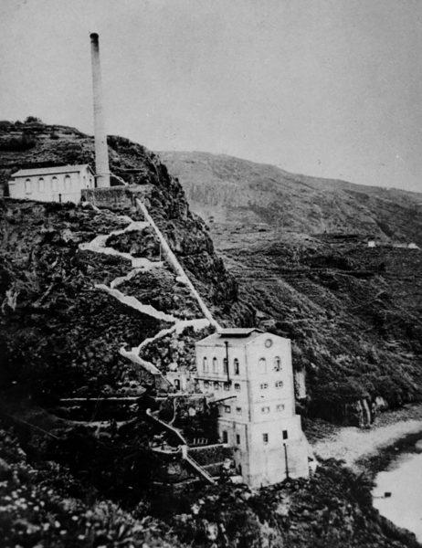 Elevador de Aguas de Gordejuela