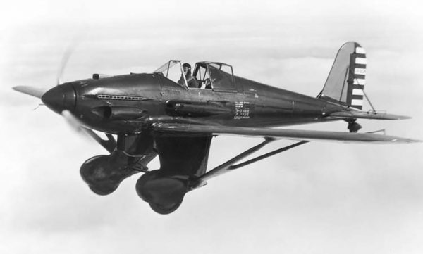 Curtiss XP-31 Swift
