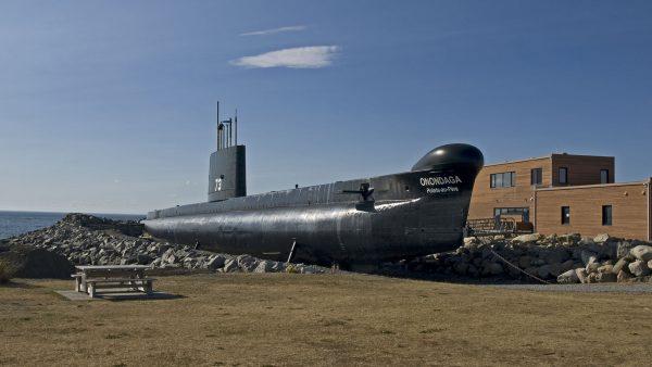 HMCS Onondaga (fot. Ymblanter/Wikimedia Commons)