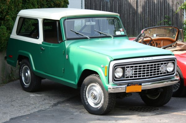 Jeep Commando (1972) (fot. Mr.choppers/Wikimedia Commons)