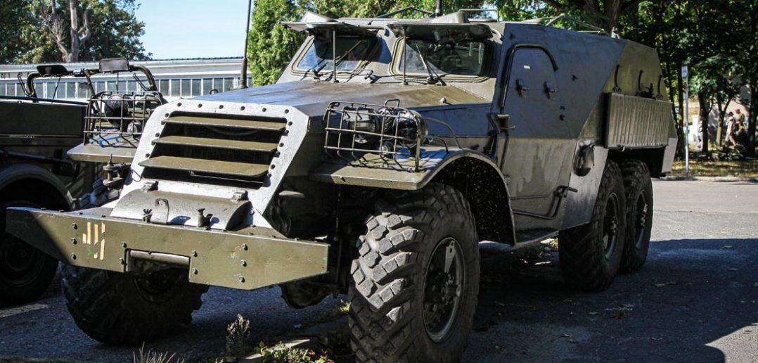 BTR-152 - początek długiej kariery BTR-ów