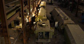 Zapomniana i opuszczona rosyjska baza wojskowa - film