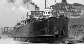 Tajemnicze zatonięcie promu SS Pere Marquette 18