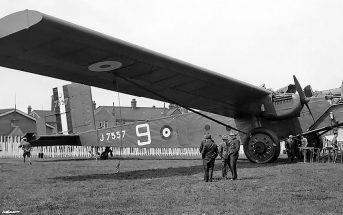 Beardmore Inflexible - zapomniany eksperymentalny samolot transportowy