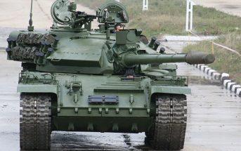 Rumuńskie czołgi TR-77 i TR-85