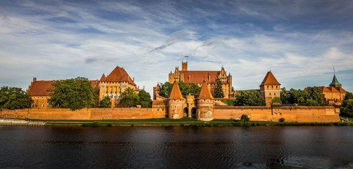 Zamek w Malborku – największy średniowieczny zamek na świecie