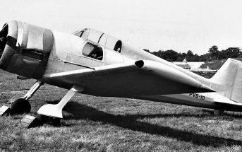 Vickers Venom - zapomniany tropikalny myśliwiec
