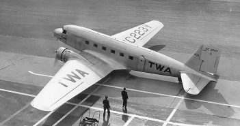 Douglas DC-1 - pierwszy z pierwszych