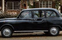 Hackney carriage, czyli słynne londyńskie taksówki