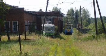 Wołczańsk - miasto jednego tramwaju