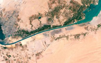 Kanał Sueski - jeden z najważniejszych kanałów na świecie
