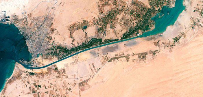 Kanał Sueski – jeden z najważniejszych kanałów na świecie