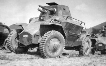 Węgierski rozpoznawczy samochód pancerny 39M Csaba
