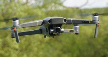 Jakie wyróżniamy usługi świadczone za pomocą drona