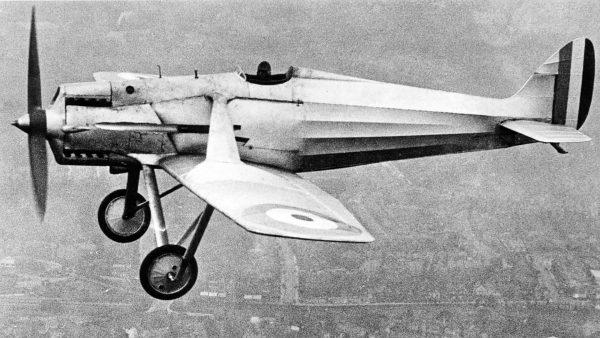 de Havilland DH.77