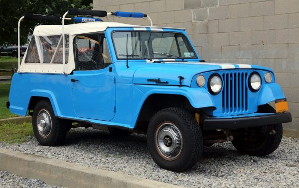 Jeepster Commando (1969) (fot. Mr.choppers/Wikimedia Commons)