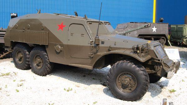 BTR-152 (fot. Alf van Beem)