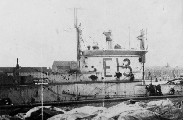 Uszkodzony E13