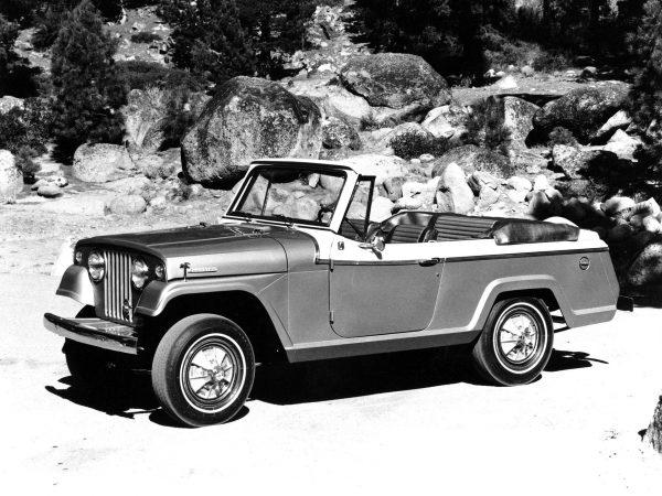 Jeepster Commando (1967) (fot. Jeep)