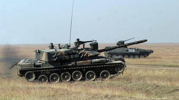 TR-85M1 (fot. Petrică Mihalache)