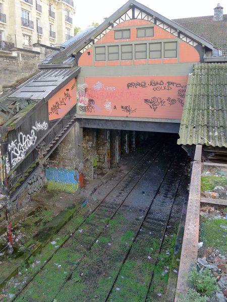 Chemin de fer de Petite Ceinture (fot. Mbzt/Wikimedia Commons)