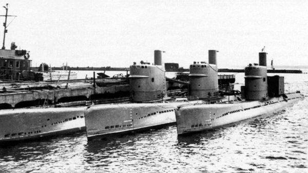 Okręty podwodne projektu 615