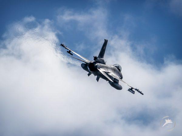 Lockheed Martin F-16 (fot. Michał Niemczyk)
