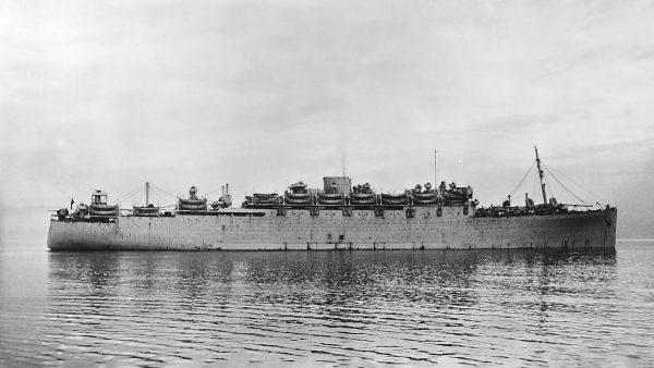 MV Georgic