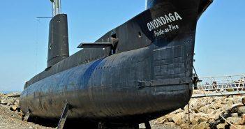 HMCS Onondaga - długa droga z służby do muzeum