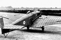 Eksperymentalny myśliwiec Vickers Vireo