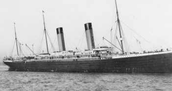 RMS Oceanic - najdłuższy liniowiec XIX wieku